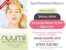 Nuumii Semi Permanent Makeup Didcot
