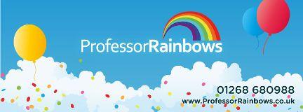 Professor Rainbows Entertainment Services Canvey Island